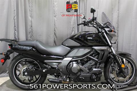 2014 Honda CTX®700N DCT ABS in Lake Park, Florida - Photo 1