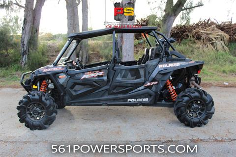 2018 Polaris RZR XP 4 1000 EPS High Lifter Edition in Lake Park, Florida - Photo 1