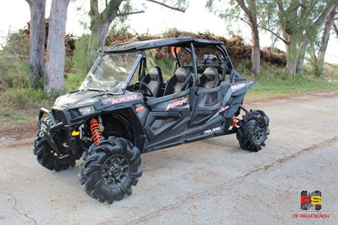 2018 Polaris RZR XP 4 1000 EPS High Lifter Edition in Lake Park, Florida - Photo 2