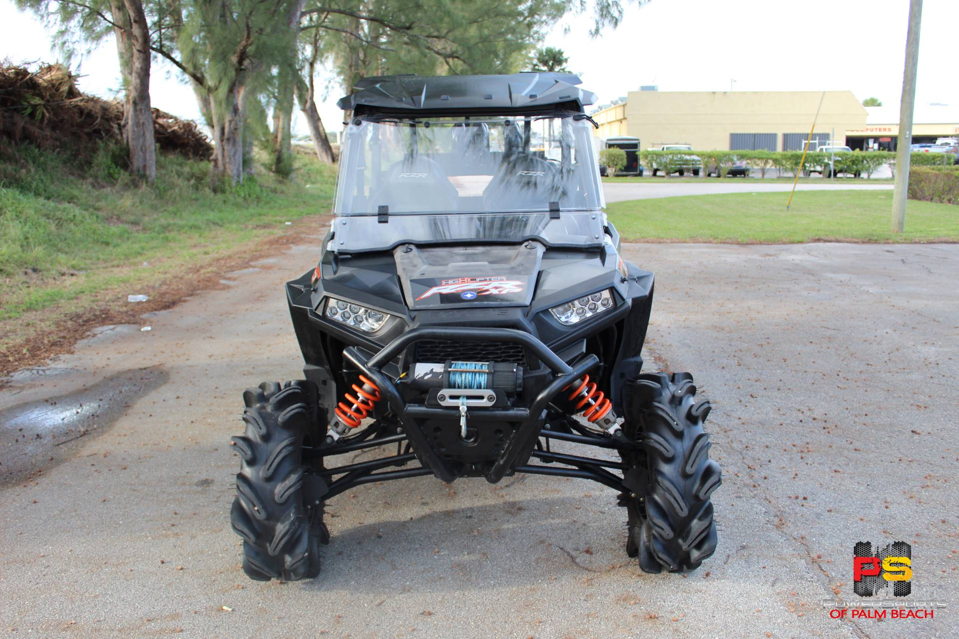 2018 Polaris RZR XP 4 1000 EPS High Lifter Edition in Lake Park, Florida - Photo 3