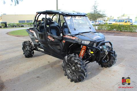 2018 Polaris RZR XP 4 1000 EPS High Lifter Edition in Lake Park, Florida - Photo 4