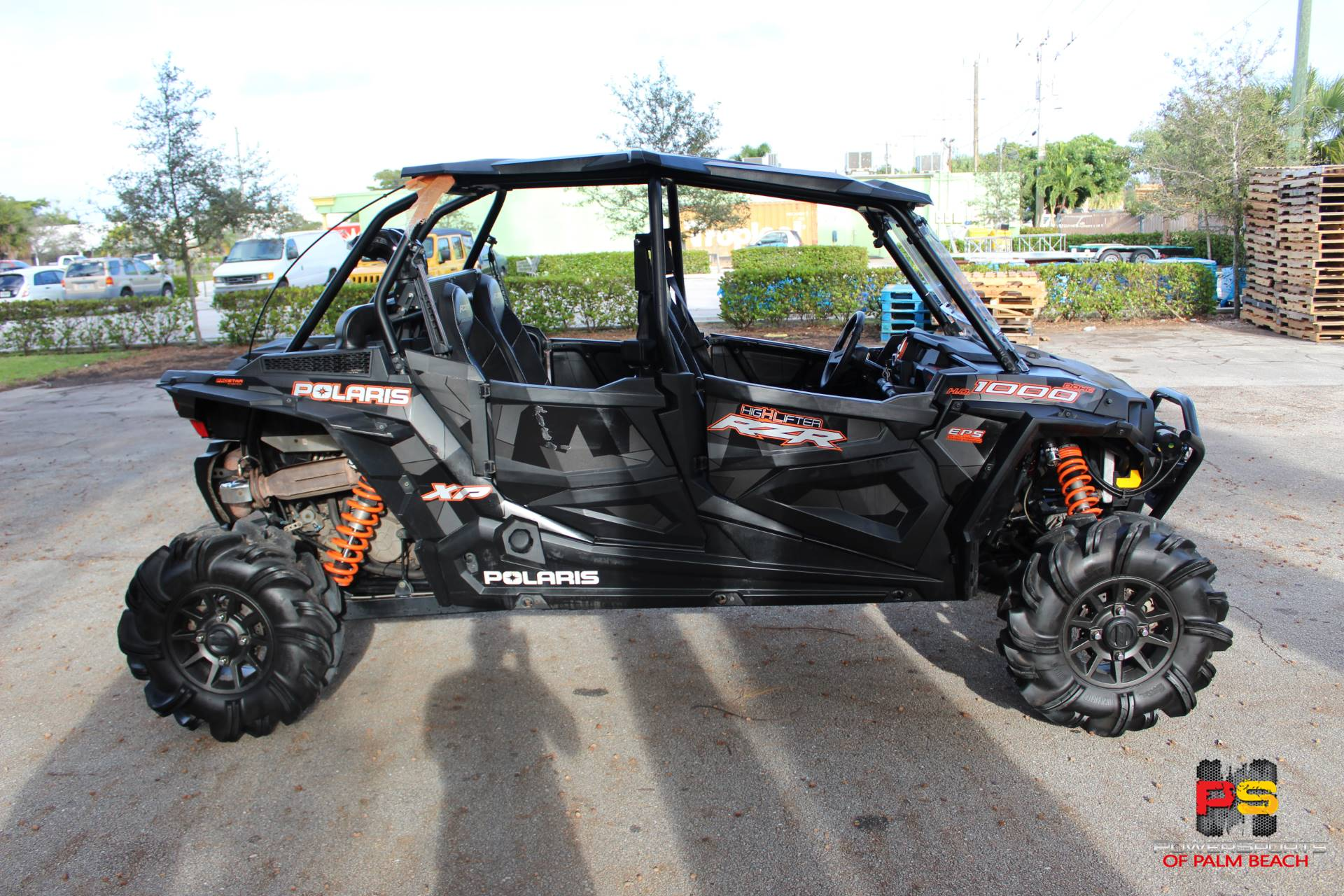 2018 Polaris RZR XP 4 1000 EPS High Lifter Edition in Lake Park, Florida - Photo 5