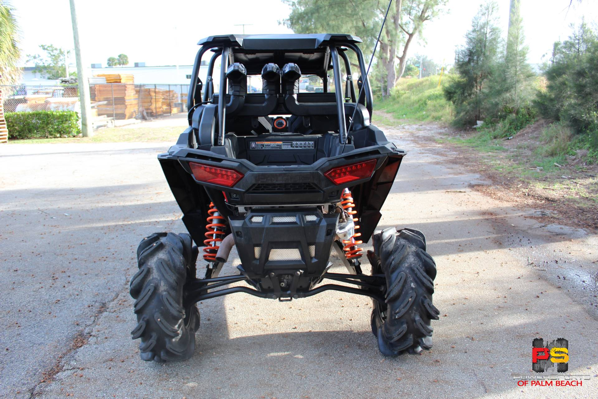 2018 Polaris RZR XP 4 1000 EPS High Lifter Edition in Lake Park, Florida - Photo 7