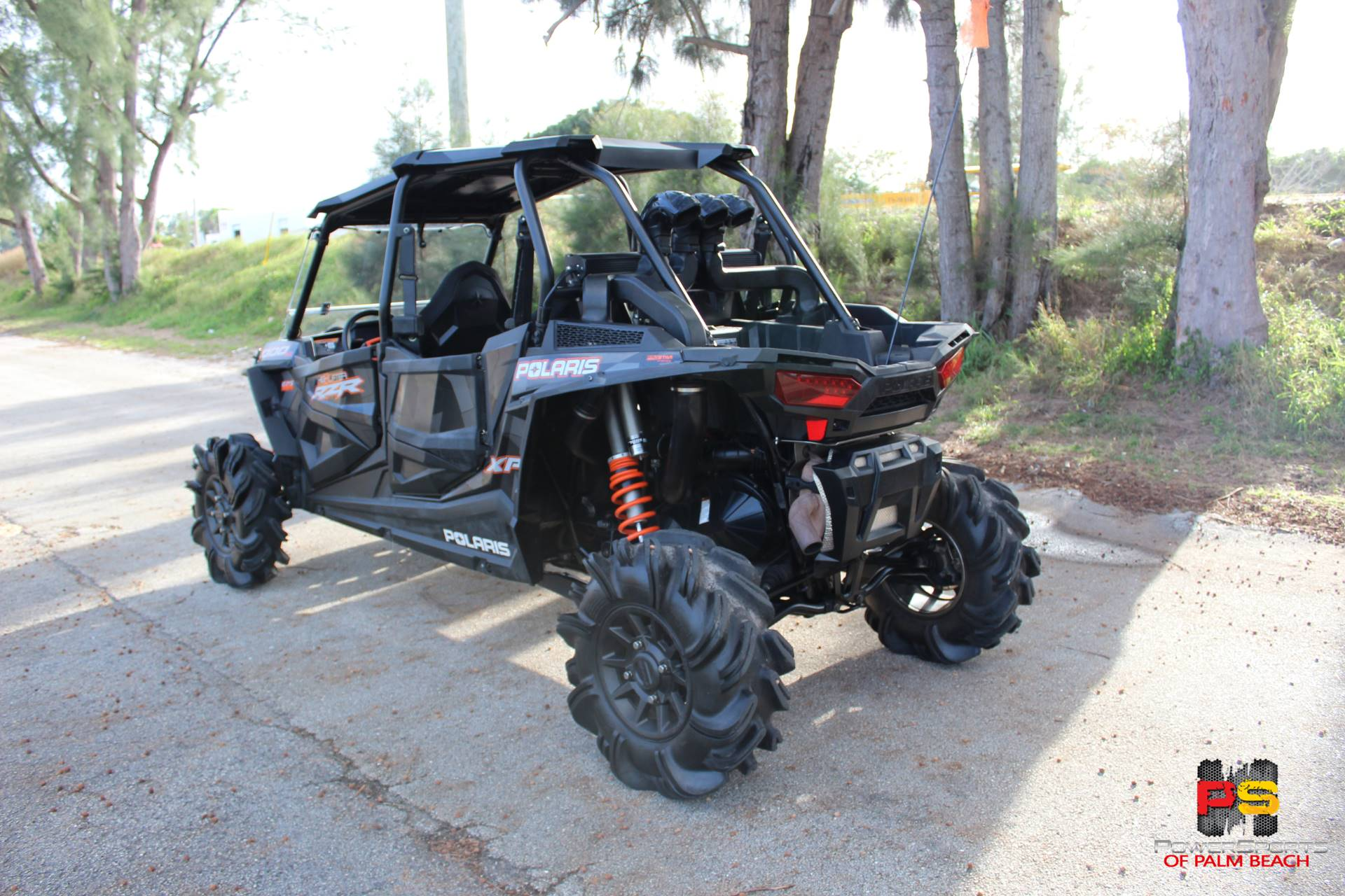2018 Polaris RZR XP 4 1000 EPS High Lifter Edition in Lake Park, Florida - Photo 8