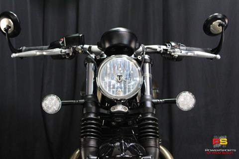 2018 Triumph Bonneville Bobber in Lake Park, Florida - Photo 10