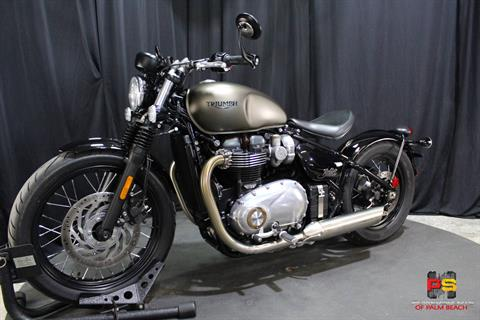 2018 Triumph Bonneville Bobber in Lake Park, Florida - Photo 14