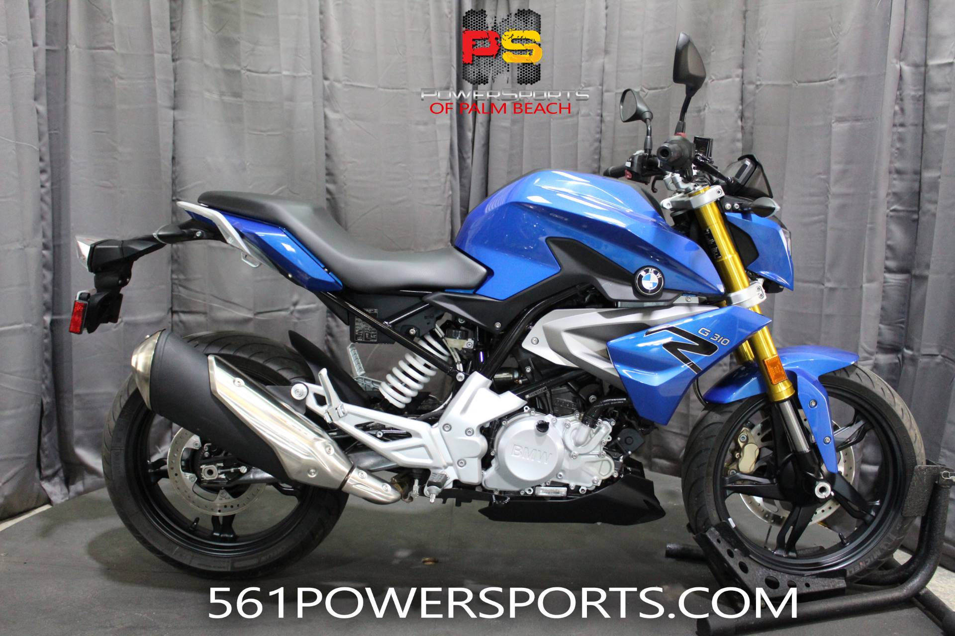 2018 BMW G 310 R in Lake Park, Florida - Photo 1