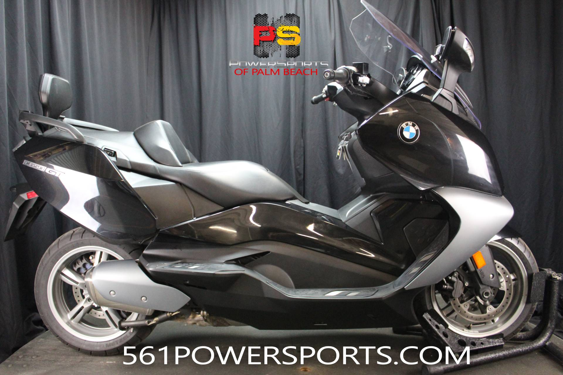 2015 BMW C 650 GT in Lake Park, Florida - Photo 1