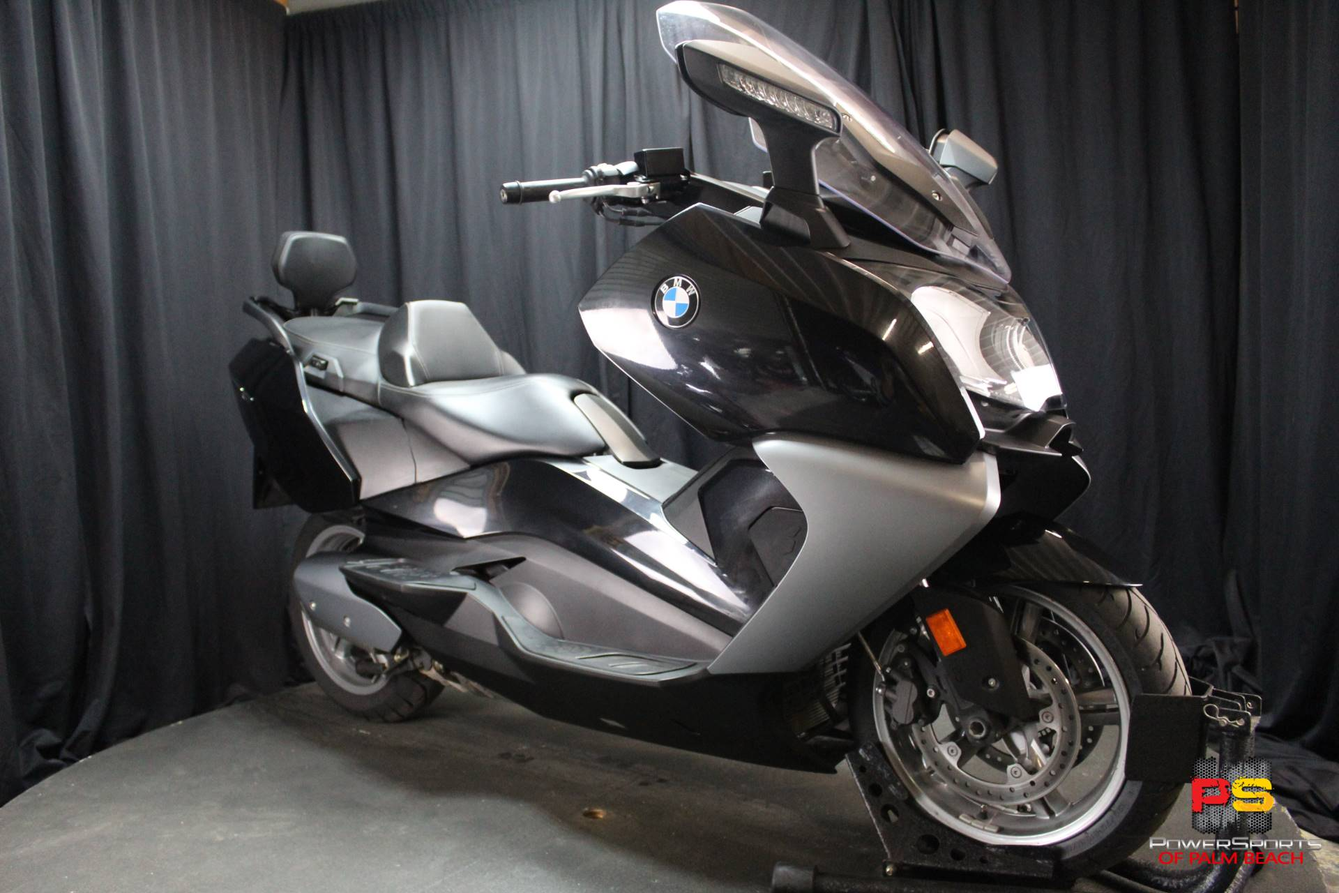 2015 BMW C 650 GT in Lake Park, Florida - Photo 9