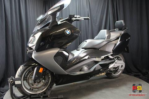 2015 BMW C 650 GT in Lake Park, Florida - Photo 17