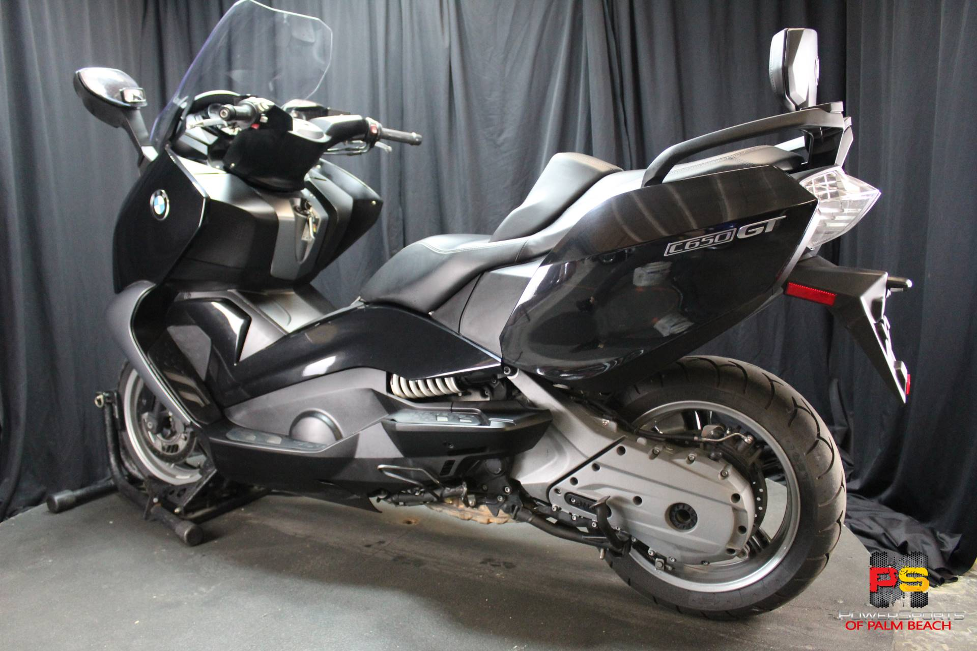 2015 BMW C 650 GT in Lake Park, Florida - Photo 25