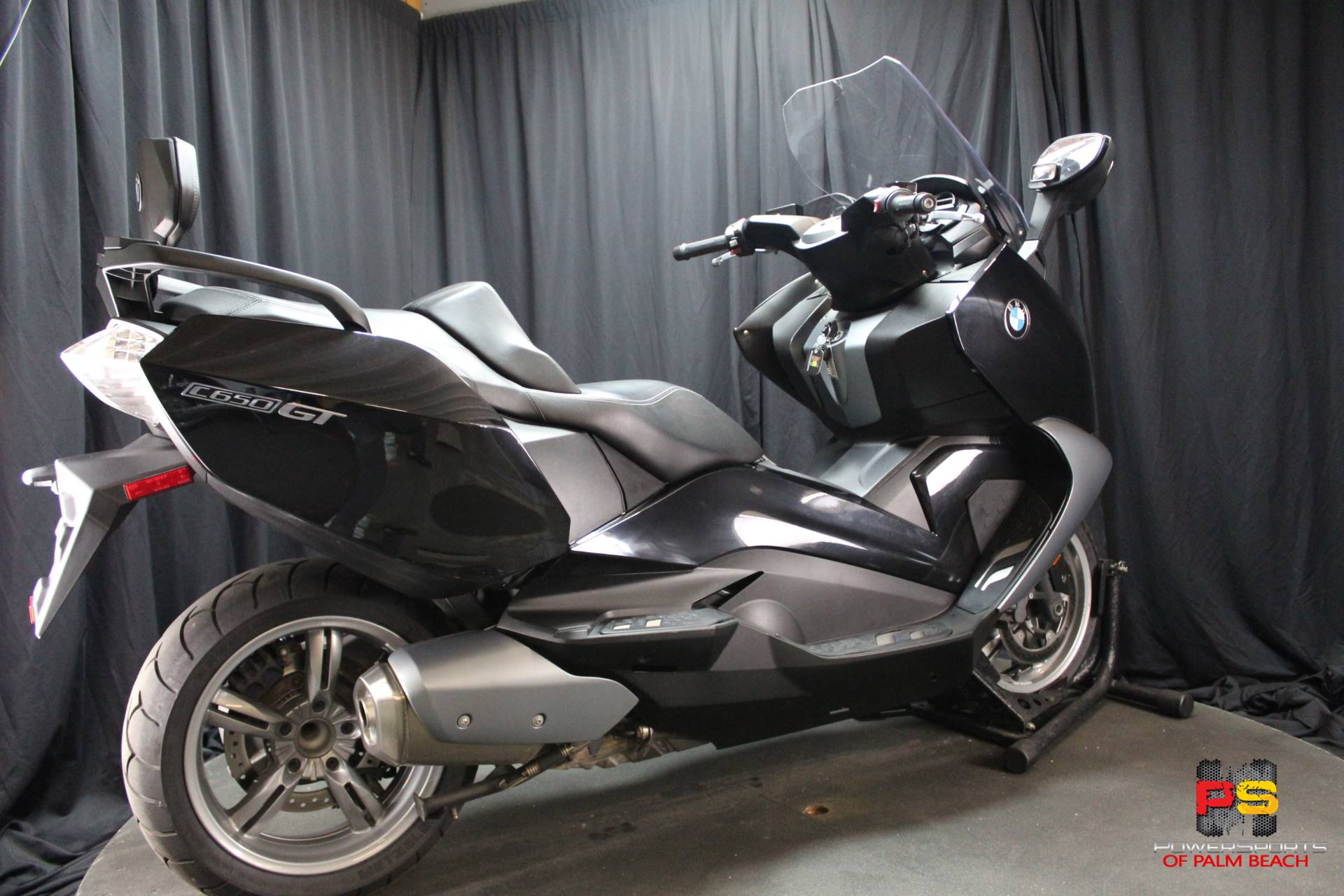2015 BMW C 650 GT in Lake Park, Florida - Photo 31