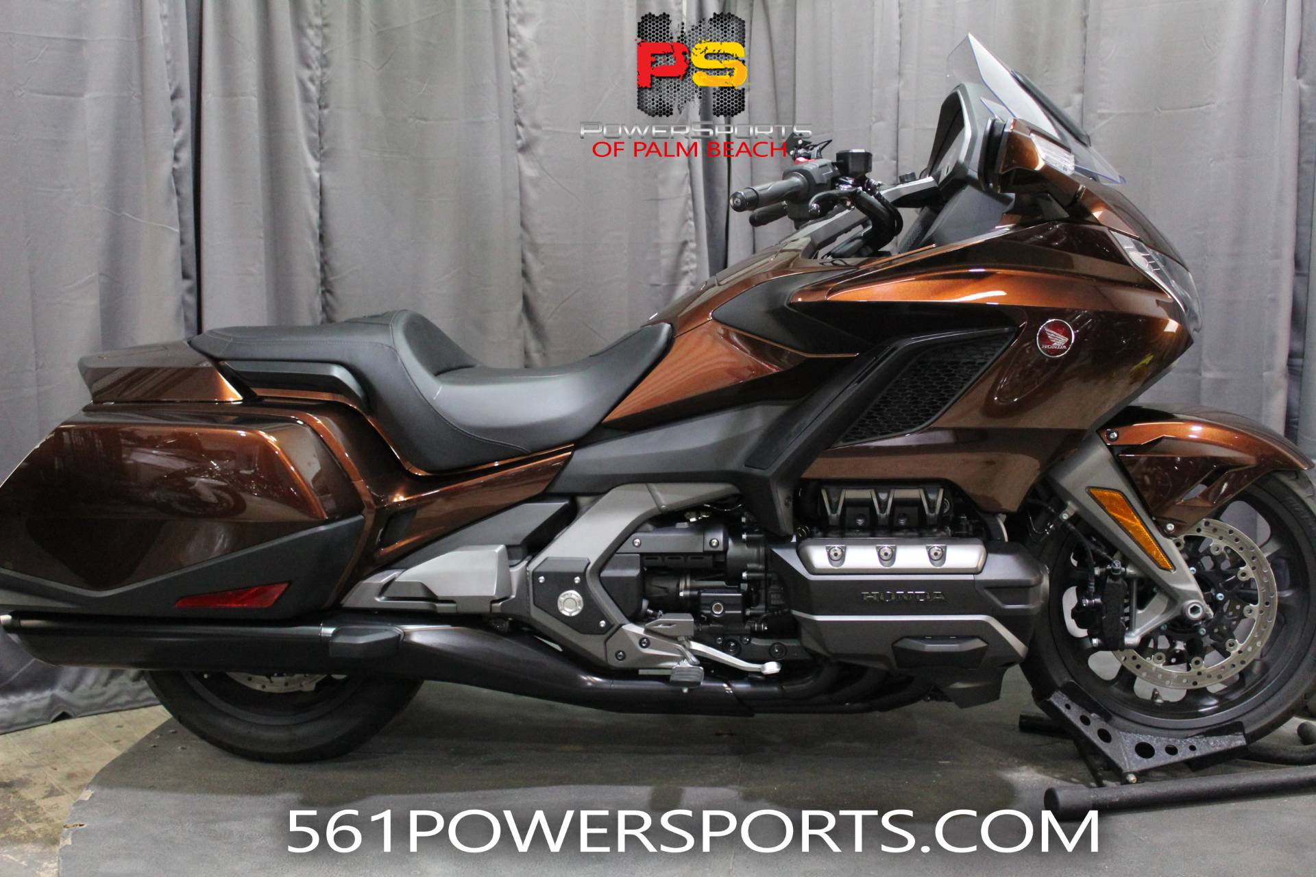2018 Honda Gold Wing in Lake Park, Florida - Photo 1