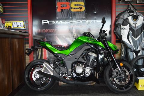 2015 Kawasaki Z1000 ABS in Lake Park, Florida