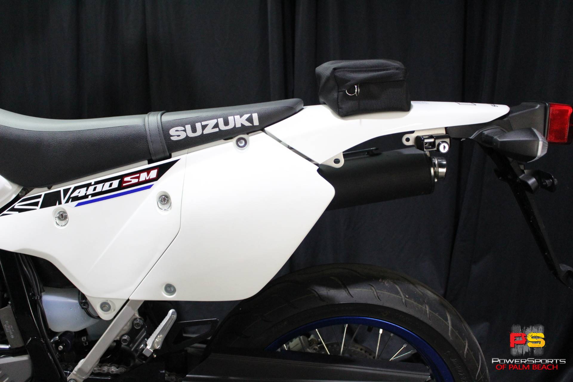2017 Suzuki DR-Z400SM in Lake Park, Florida - Photo 22
