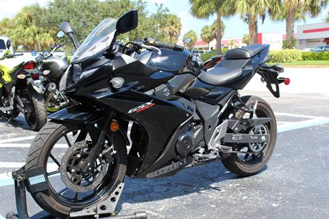 2018 Suzuki GSX250R in Lake Park, Florida