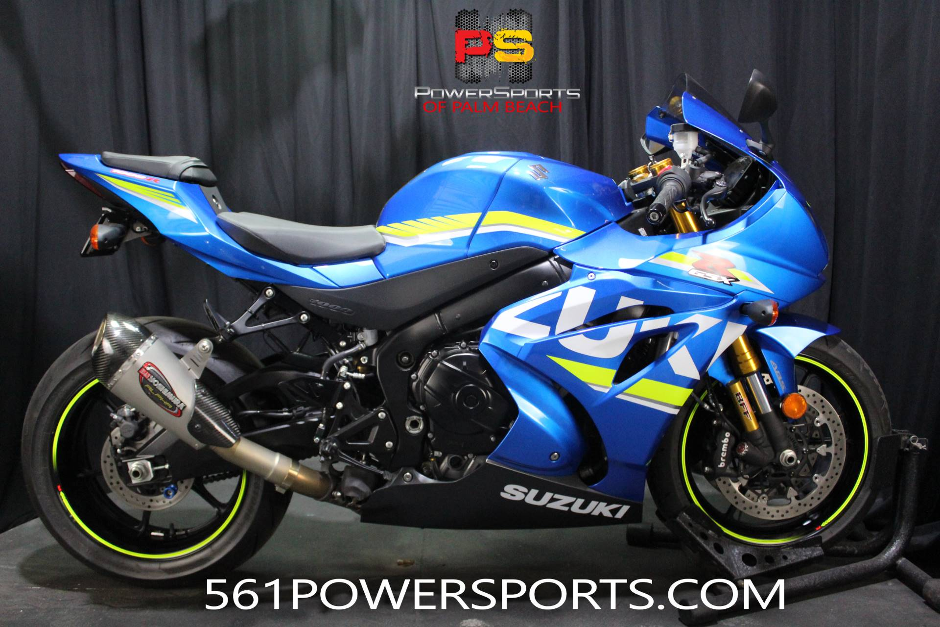 2017 Suzuki GSX-R1000R in Lake Park, Florida - Photo 1