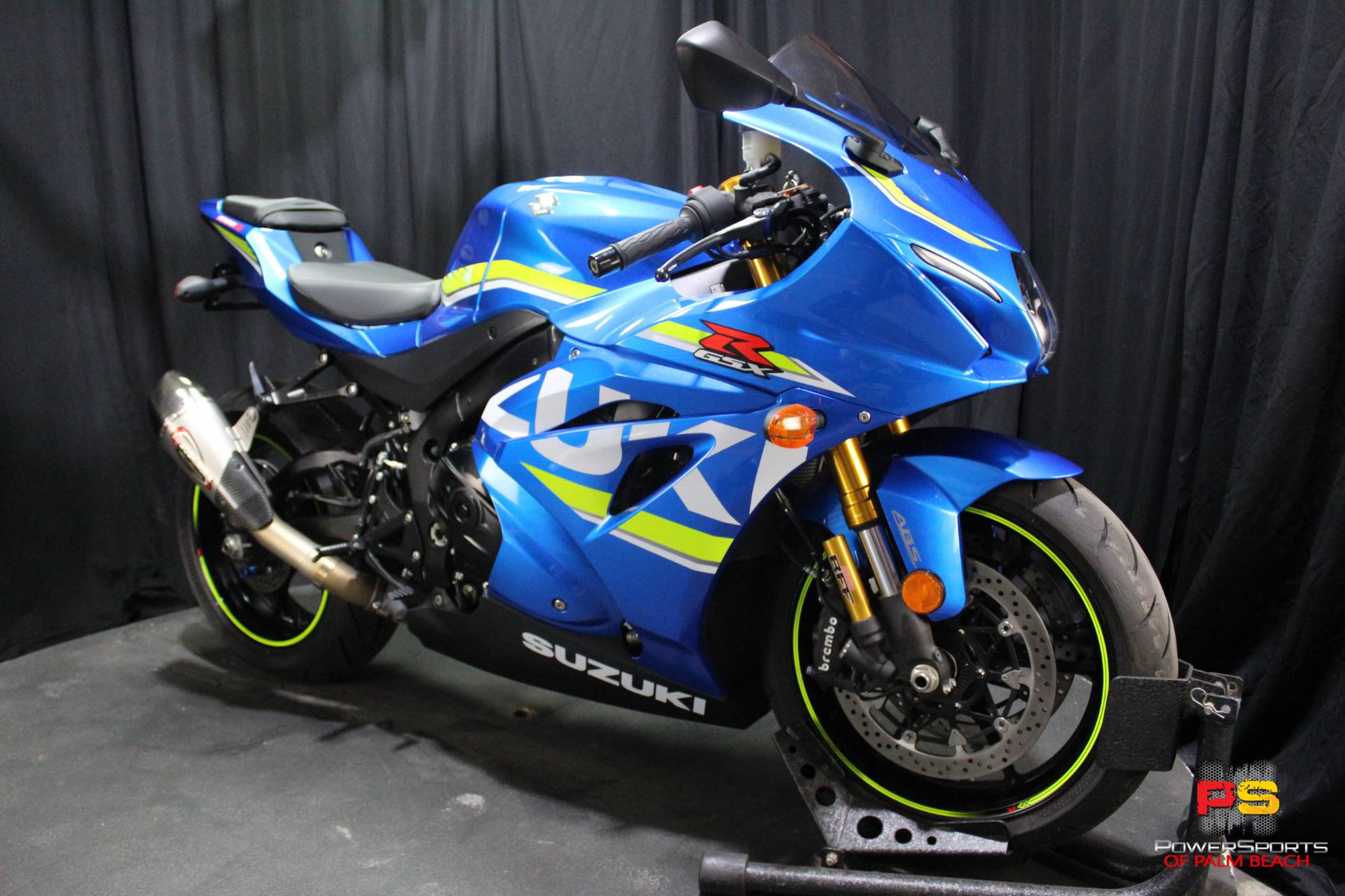 2017 Suzuki GSX-R1000R in Lake Park, Florida - Photo 8