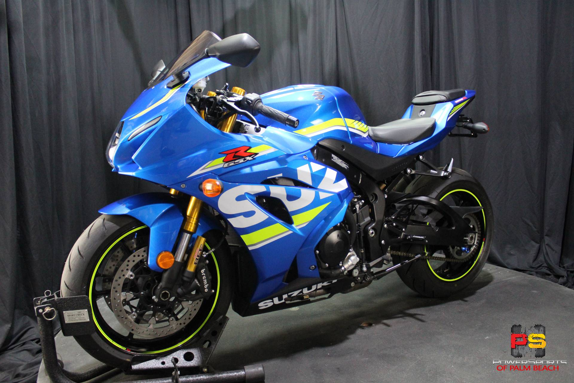 2017 Suzuki GSX-R1000R in Lake Park, Florida - Photo 16