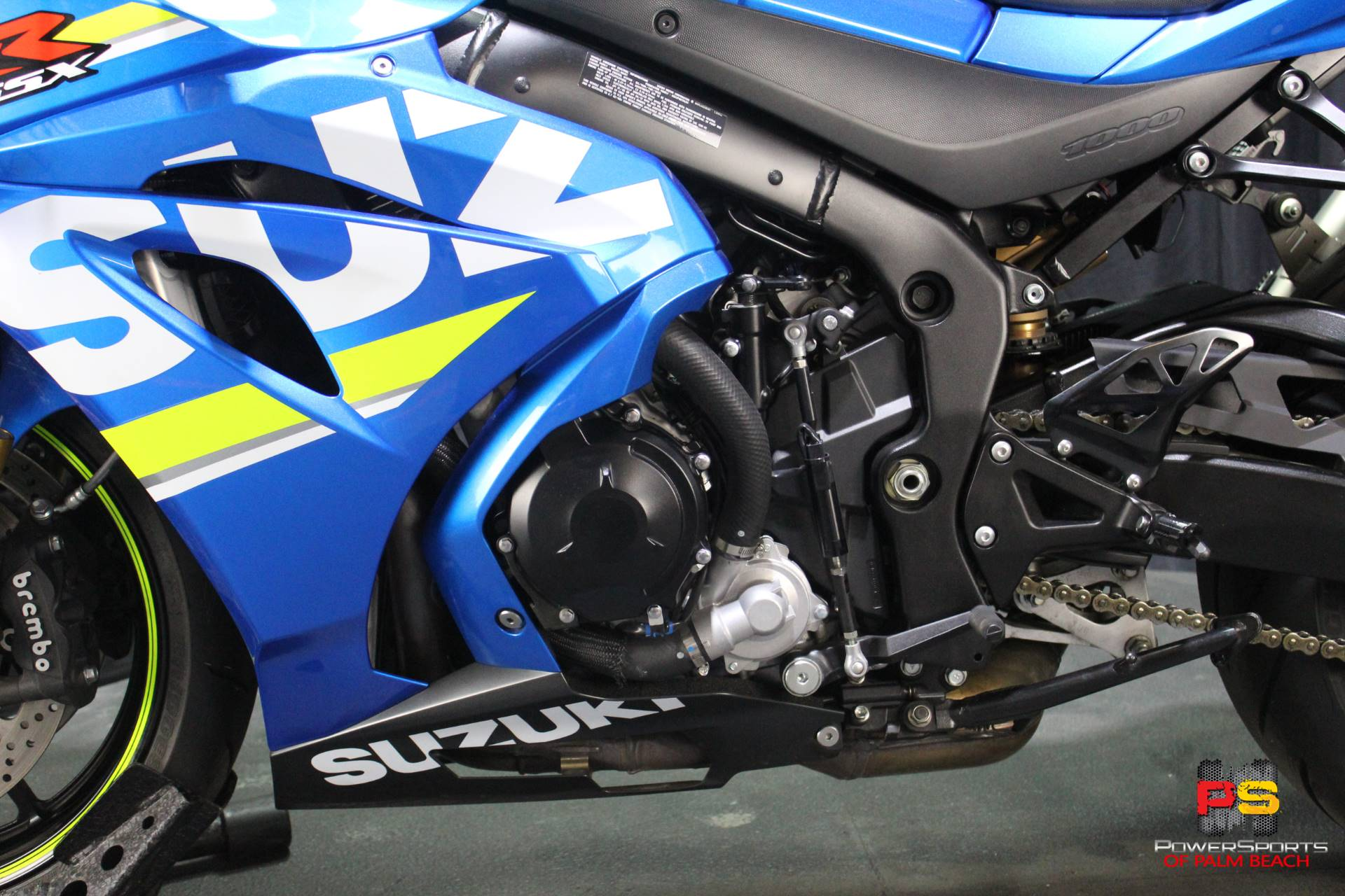 2017 Suzuki GSX-R1000R in Lake Park, Florida - Photo 20