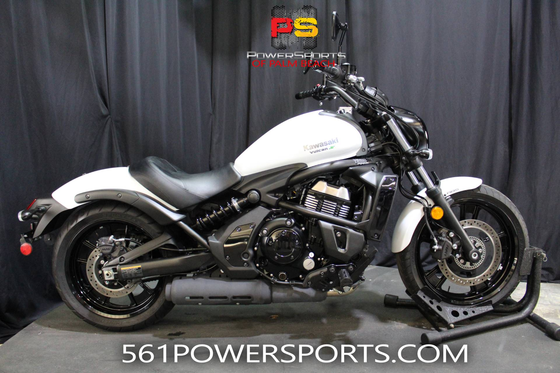 2018 Kawasaki Vulcan S ABS in Lake Park, Florida - Photo 1