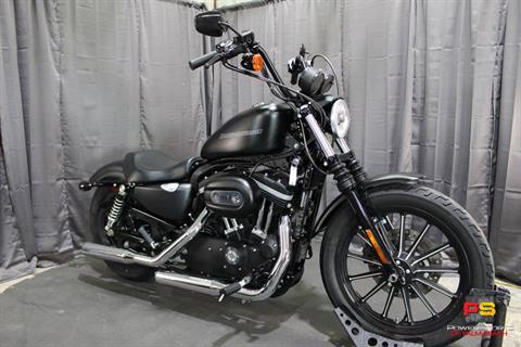 2010 Harley-Davidson Sportster® Iron 883™ in Lake Park, Florida - Photo 8