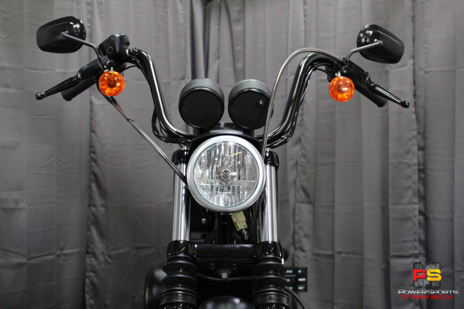 2010 Harley-Davidson Sportster® Iron 883™ in Lake Park, Florida - Photo 11