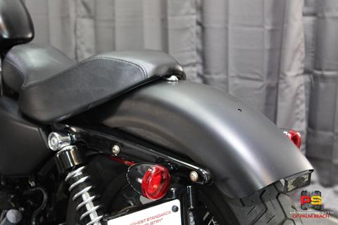 2010 Harley-Davidson Sportster® Iron 883™ in Lake Park, Florida - Photo 27