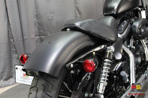 2010 Harley-Davidson Sportster® Iron 883™ in Lake Park, Florida - Photo 32