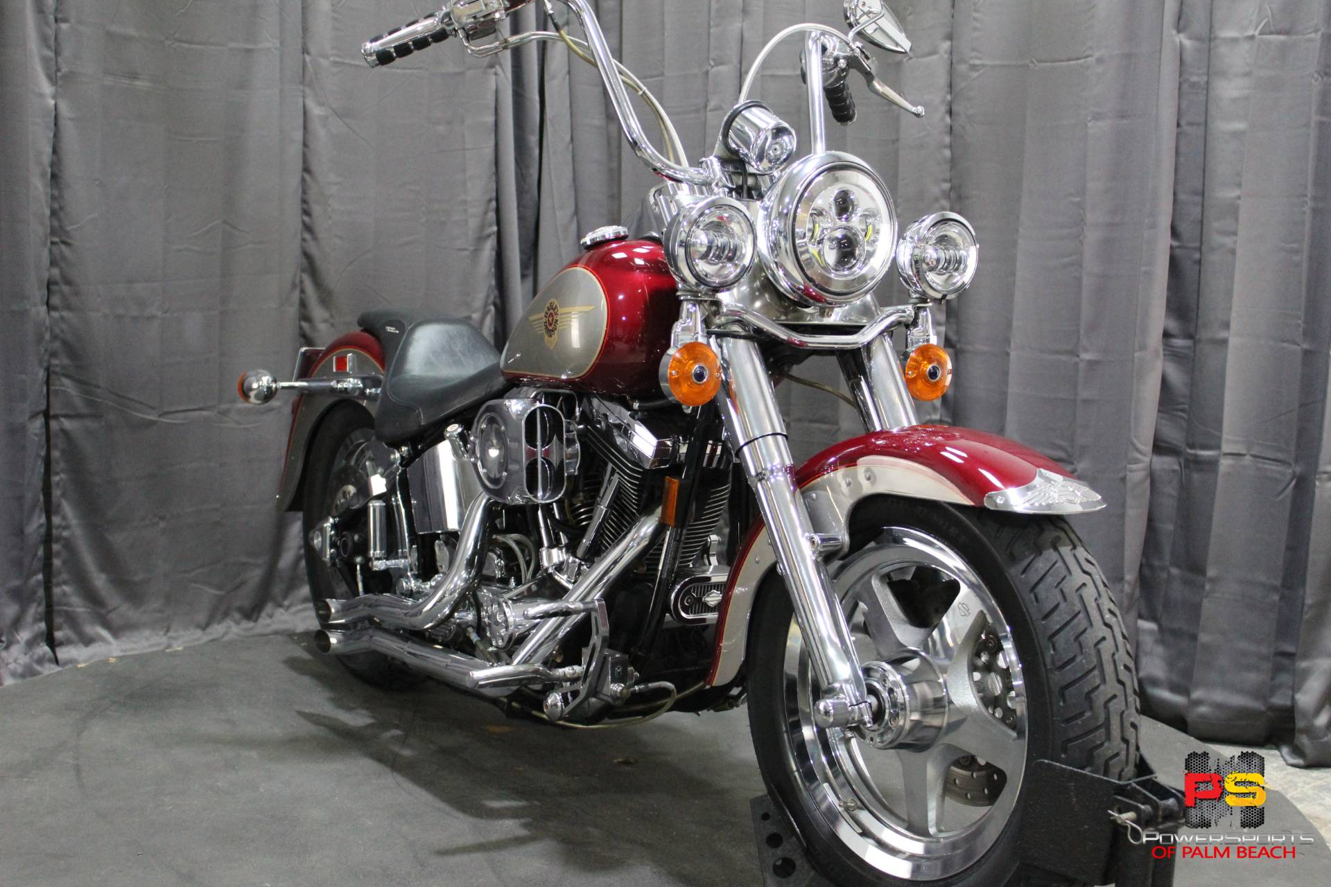 1996 Harley-Davidson Fatboy in Lake Park, Florida - Photo 9