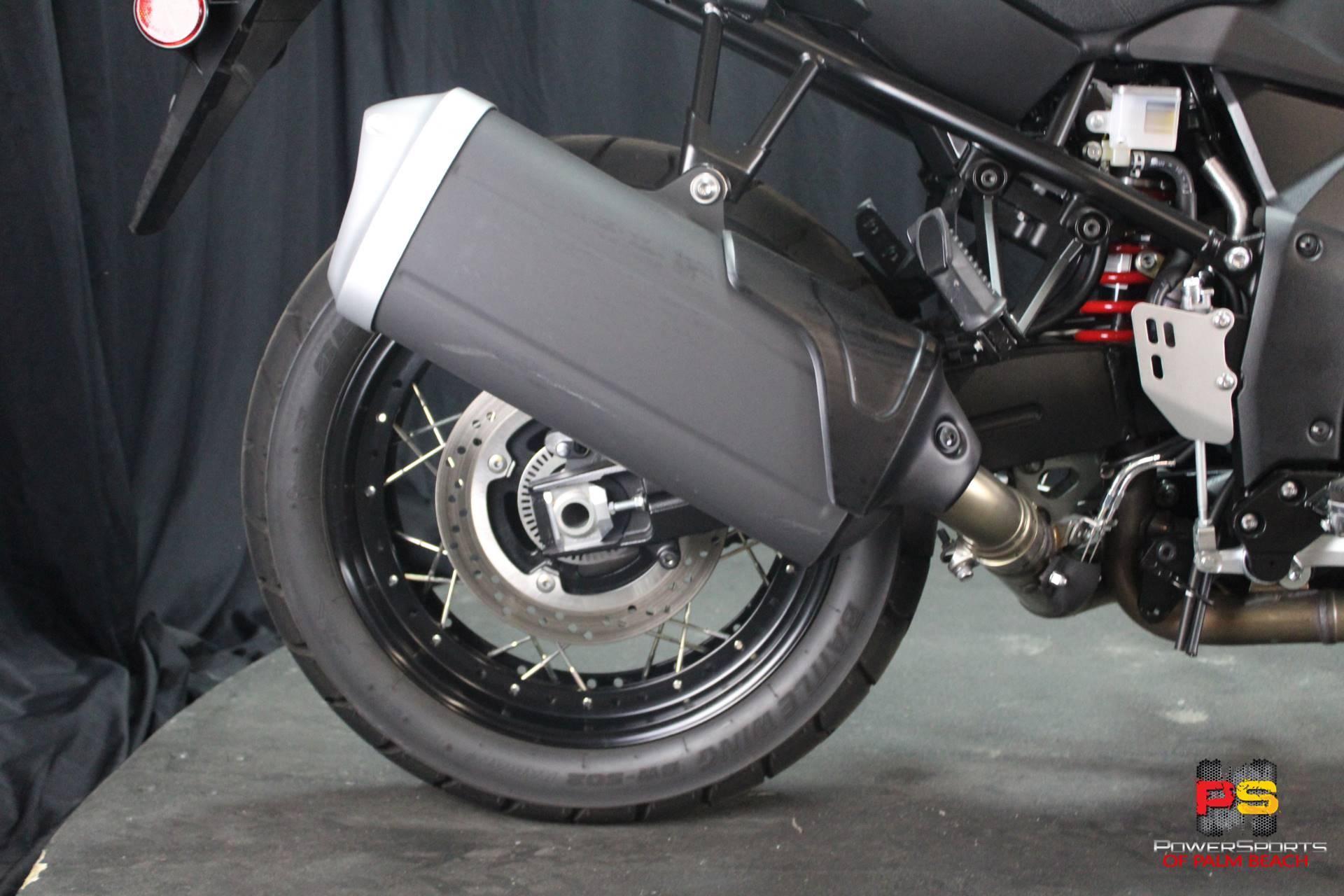 2018 Suzuki V-Strom 1000XT 2