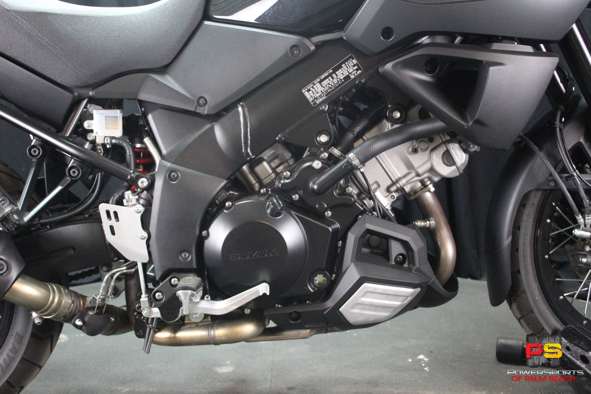 2018 Suzuki V-Strom 1000XT 4
