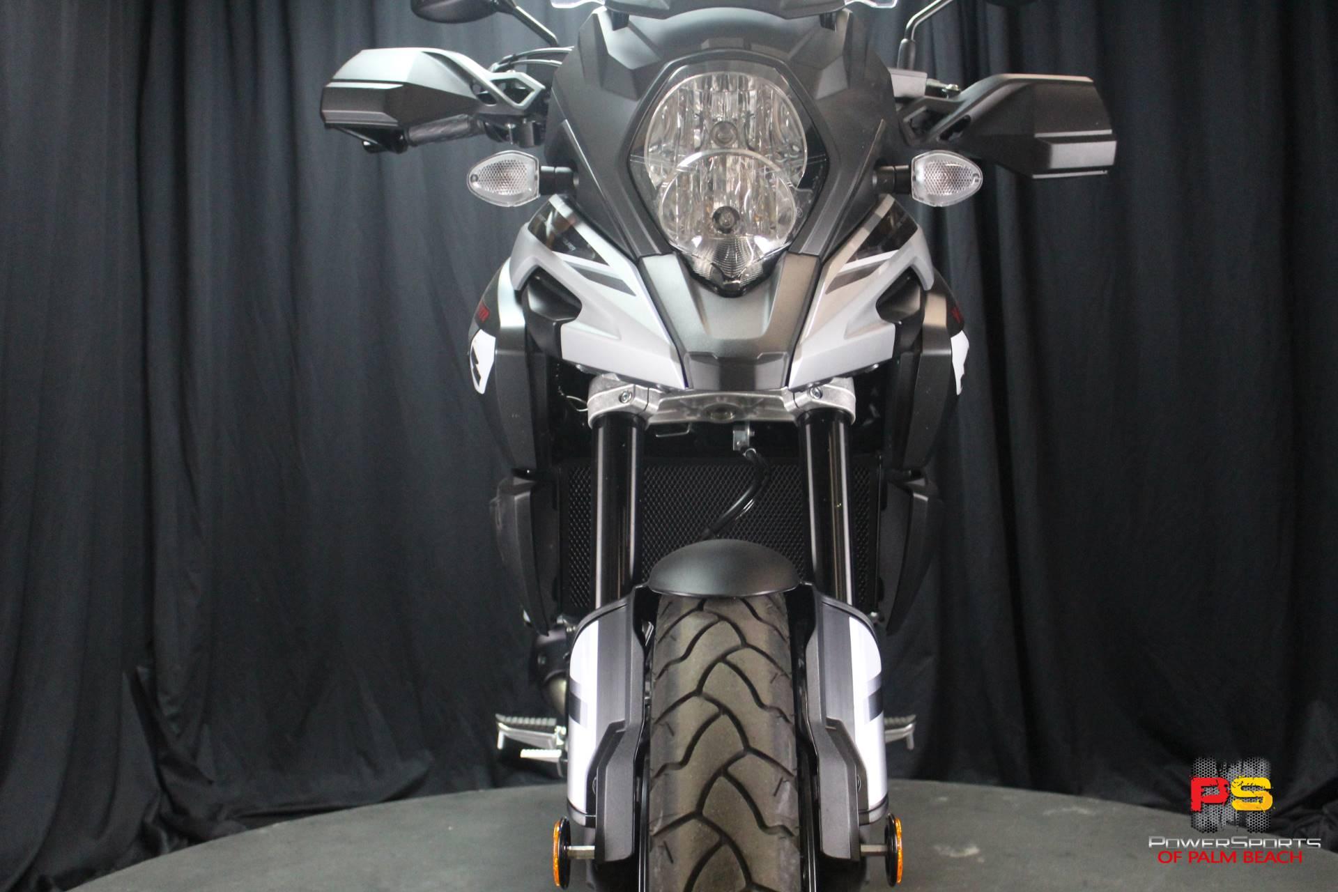 2018 Suzuki V-Strom 1000XT 11