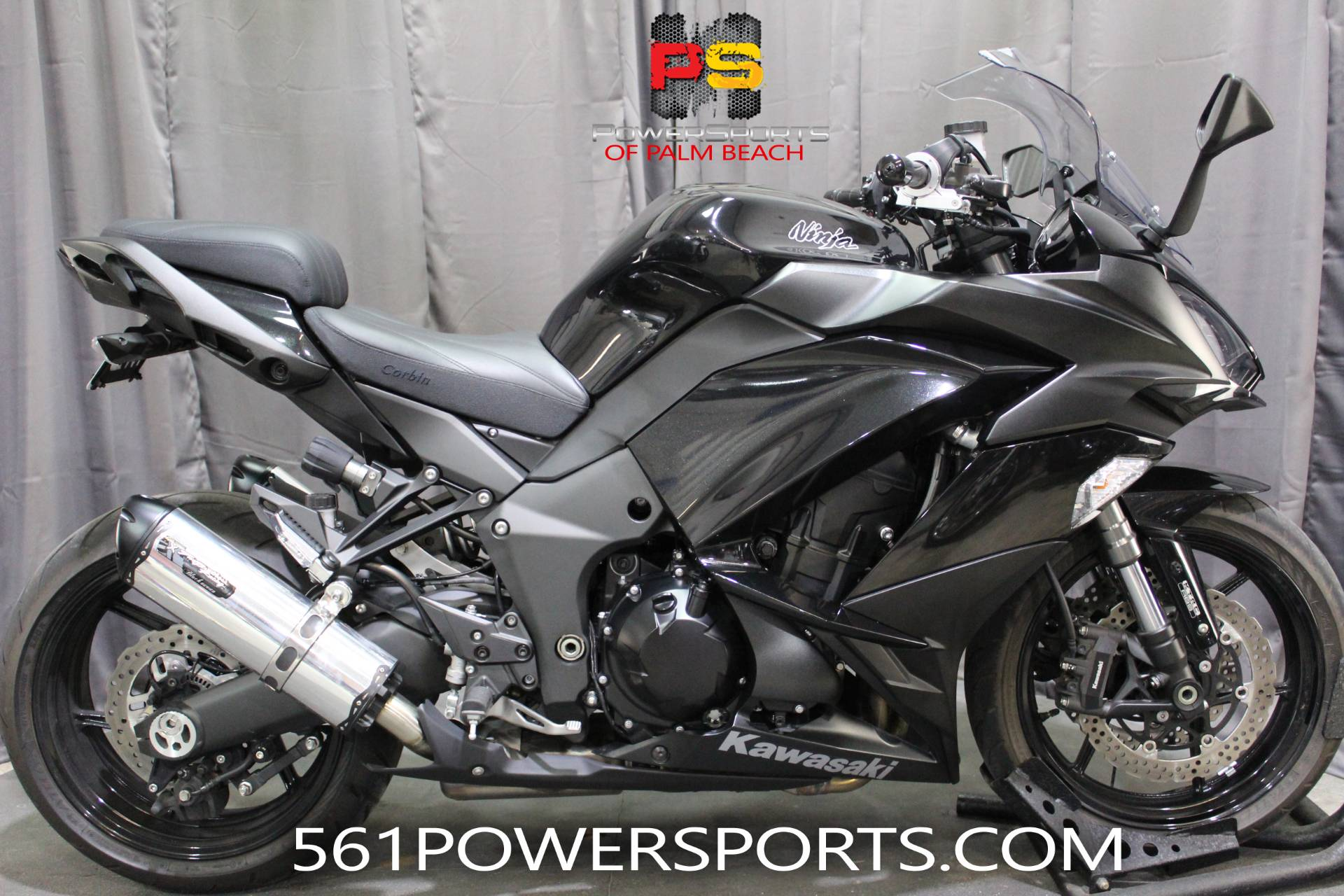 2019 Kawasaki Ninja 1000 ABS in Lake Park, Florida - Photo 1