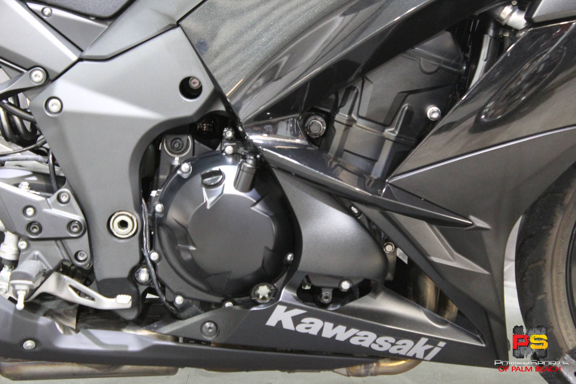 2019 Kawasaki Ninja 1000 ABS in Lake Park, Florida - Photo 4