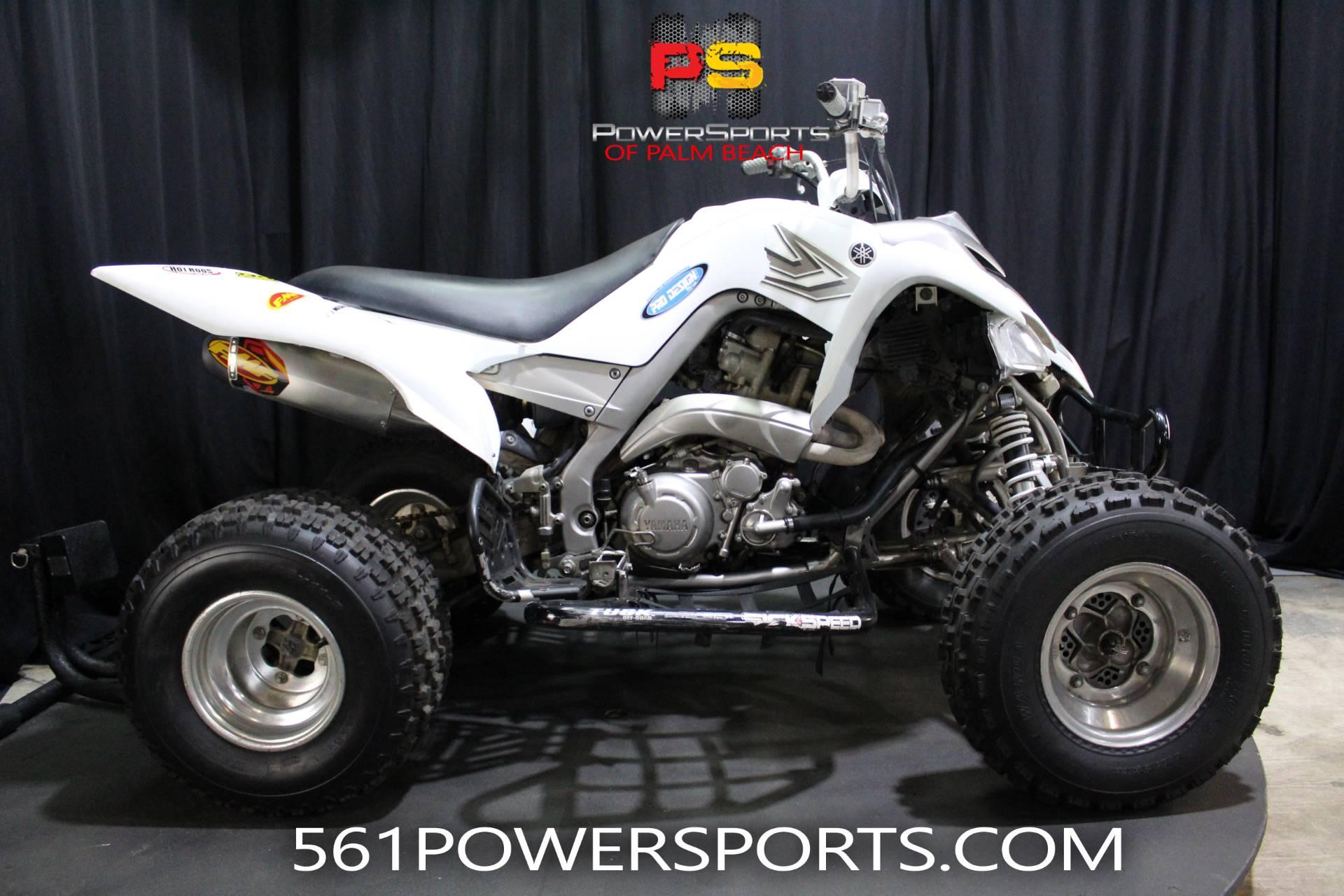 2006 Yamaha Raptor 700R for sale 218251