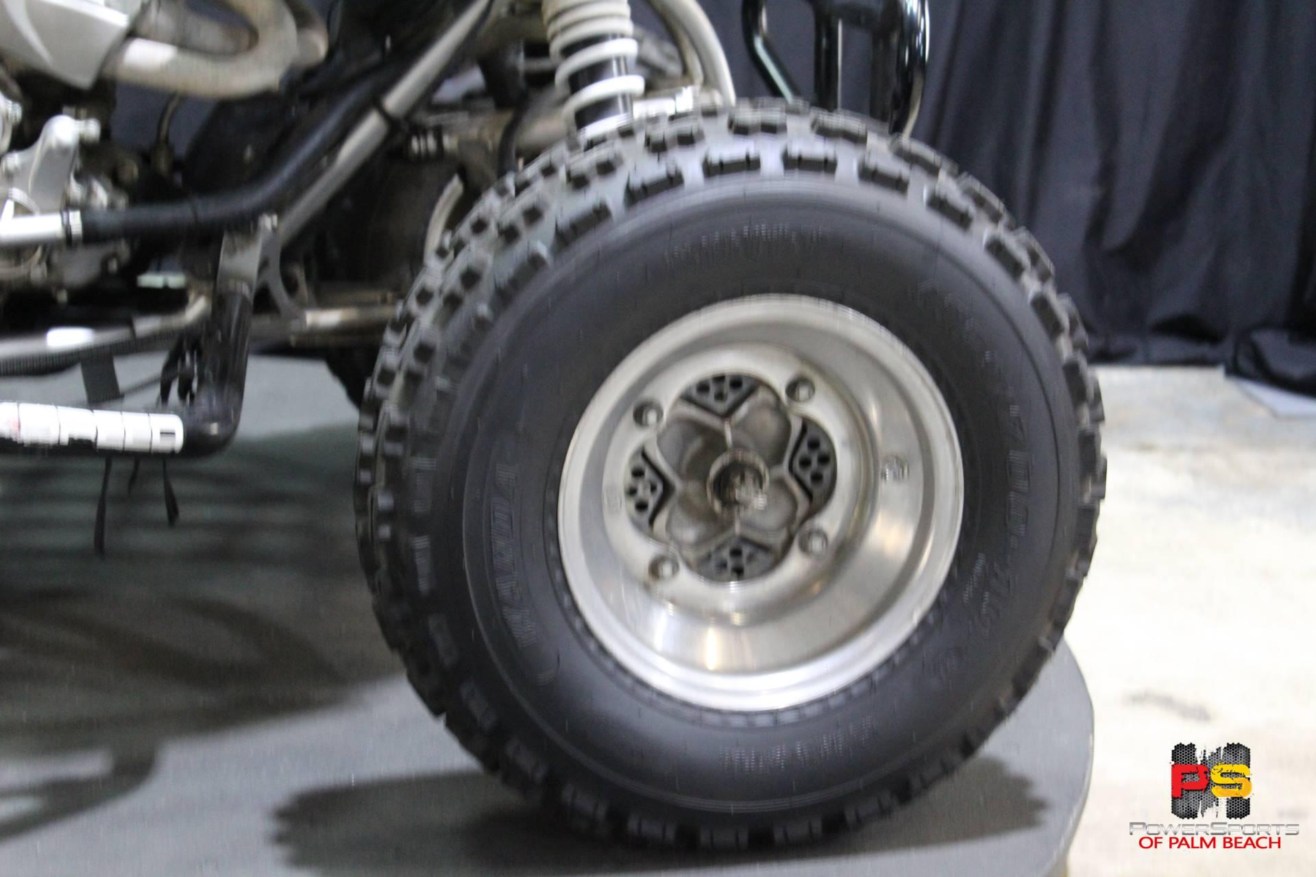 2006 Yamaha Raptor 700R 6