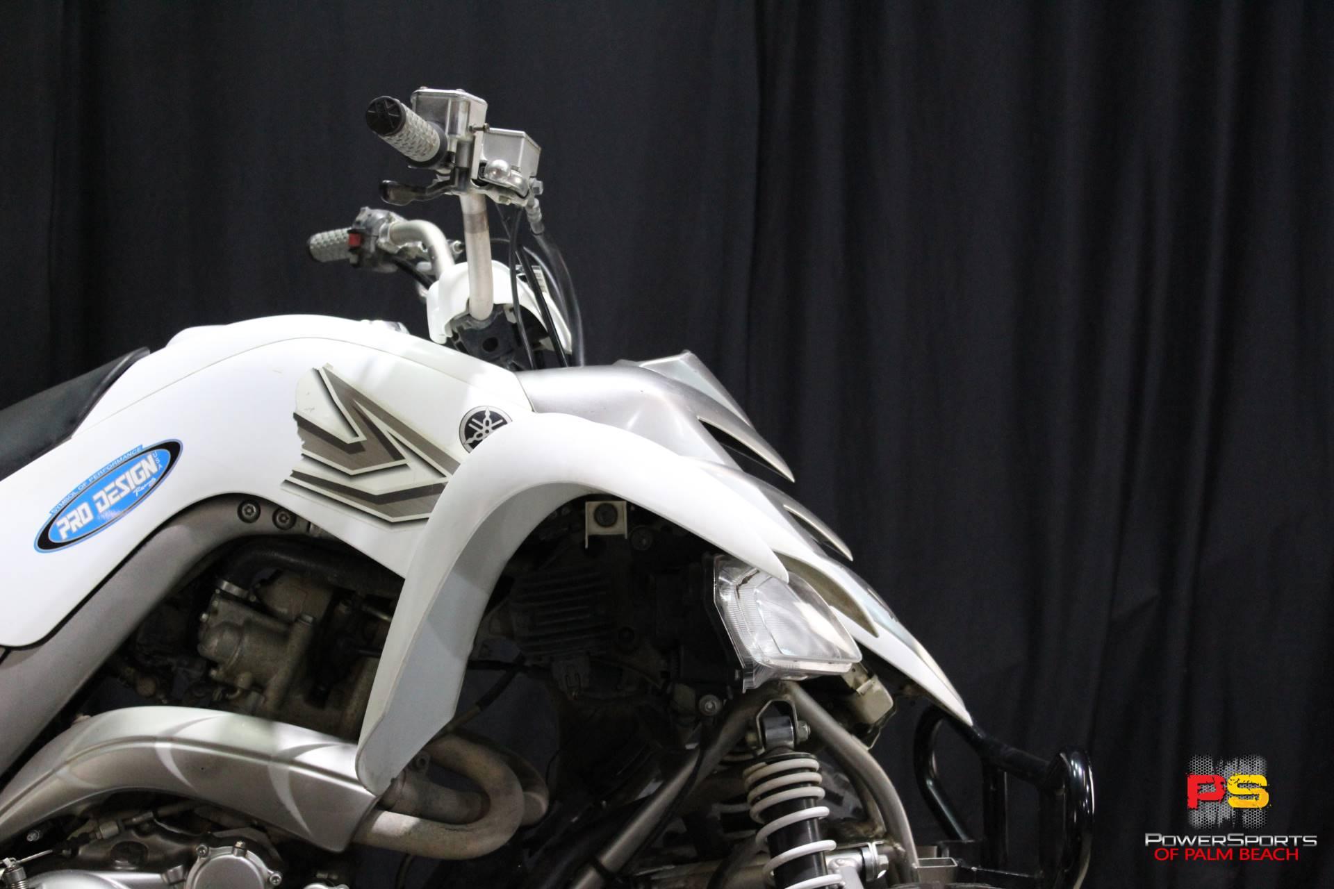 2006 Yamaha Raptor 700R 7
