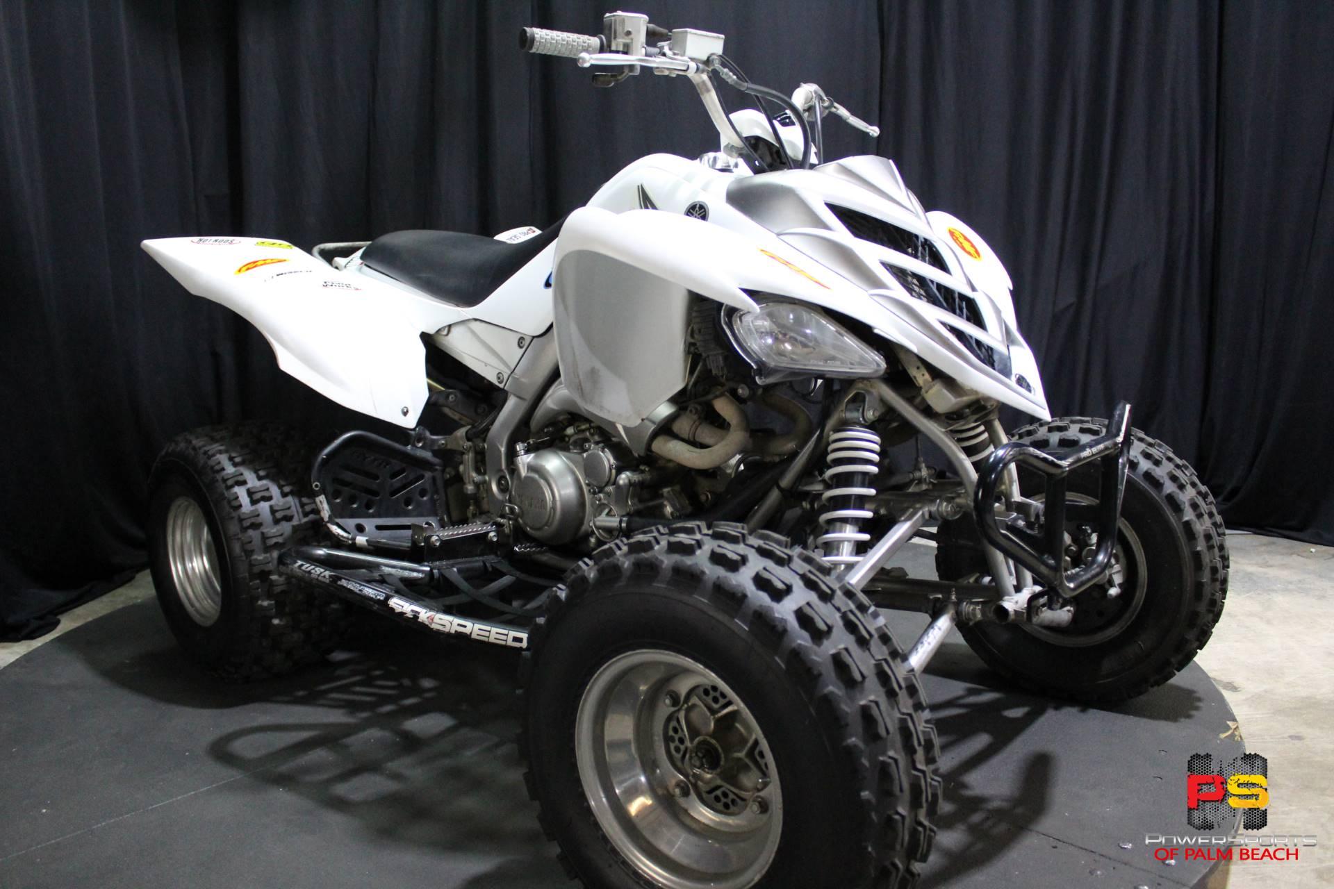 2006 Yamaha Raptor 700R 8