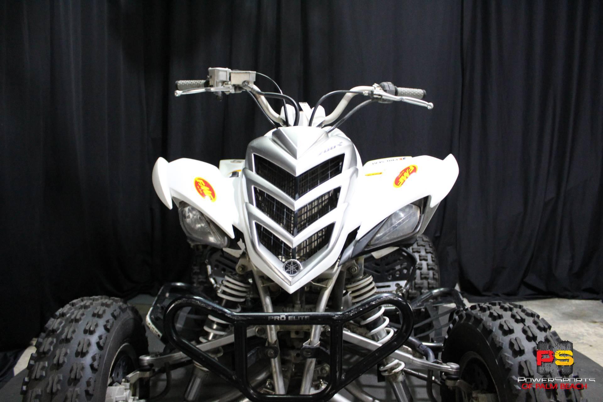 2006 Yamaha Raptor 700R 9