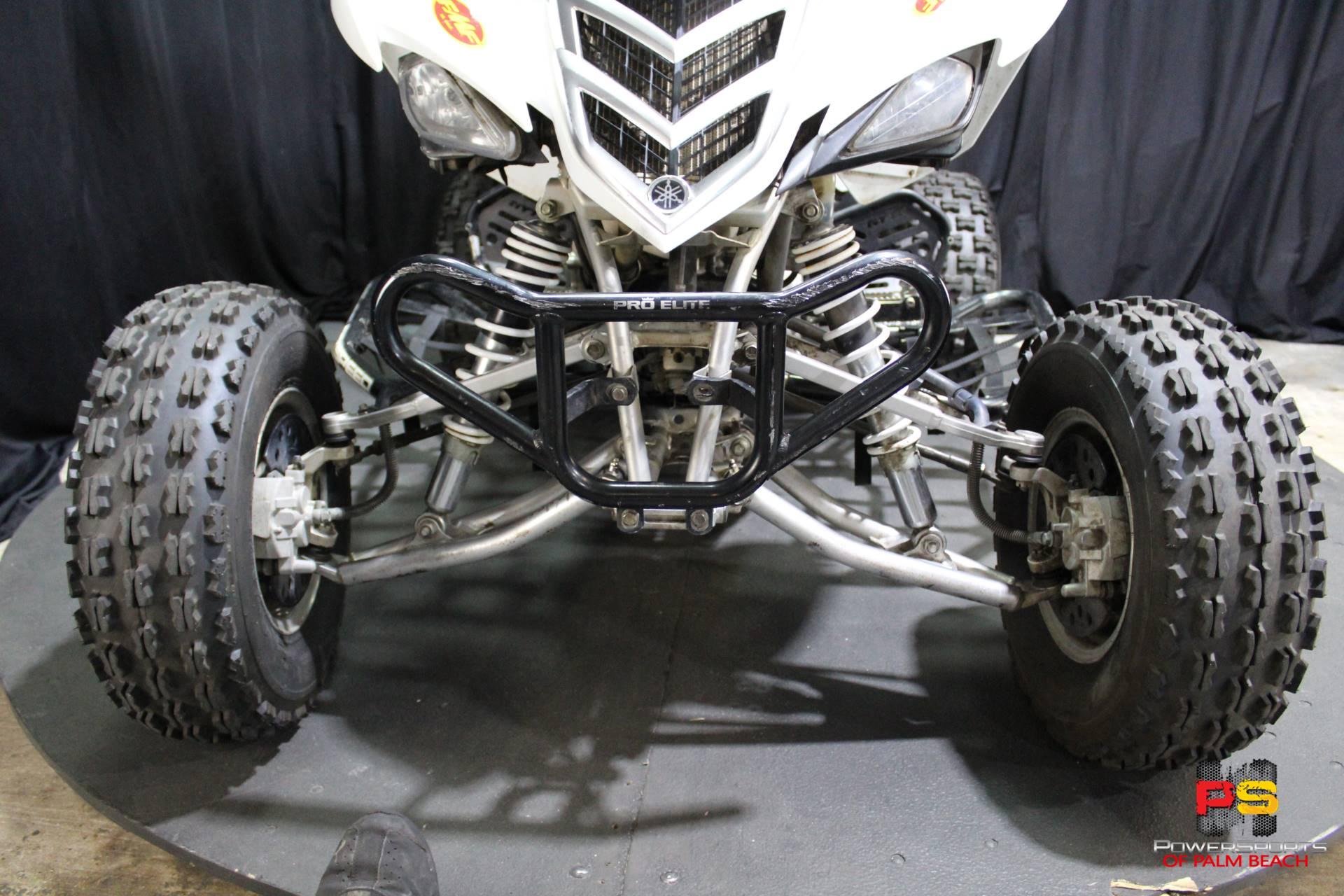 2006 Yamaha Raptor 700R 10