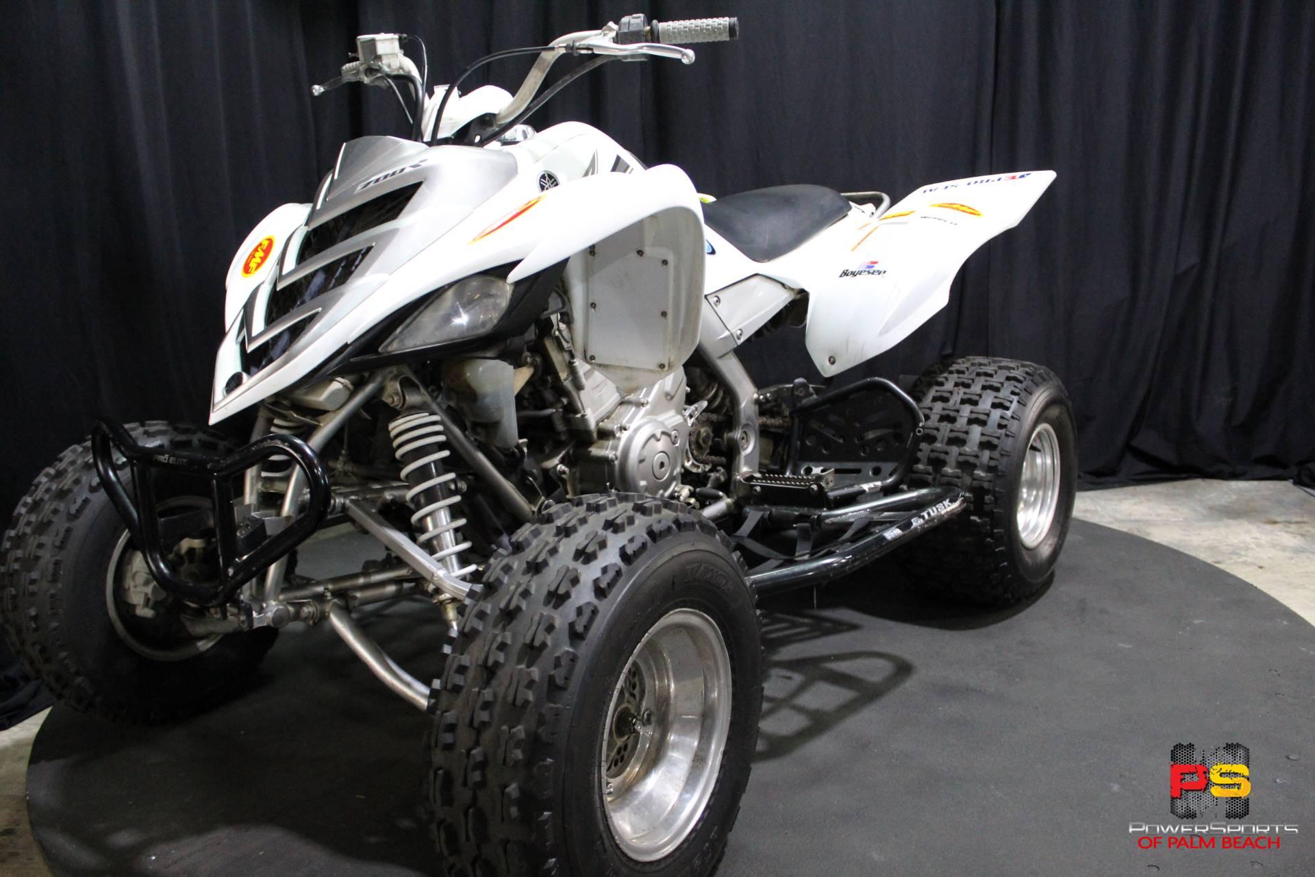 2006 Yamaha Raptor 700R 11