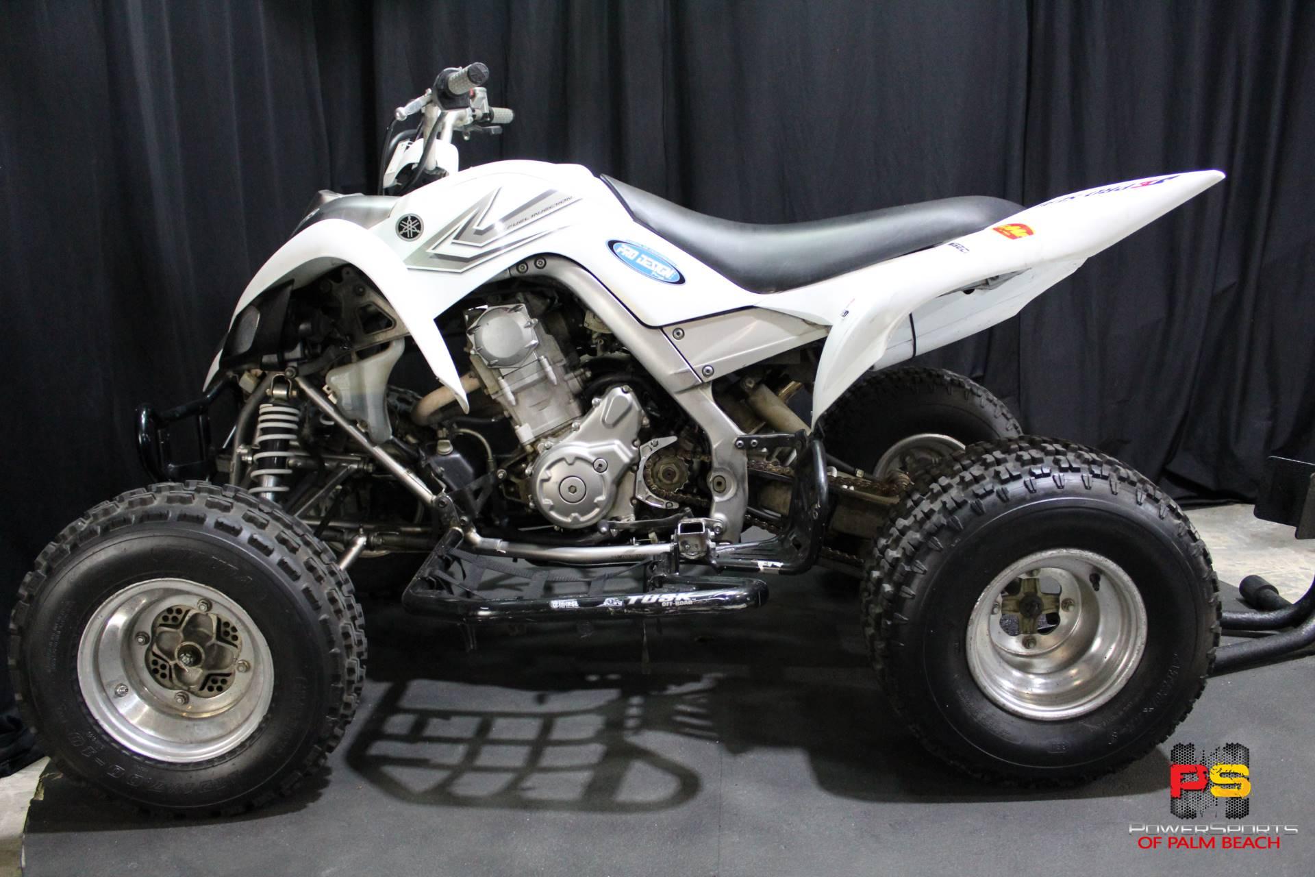 2006 Yamaha Raptor 700R 12