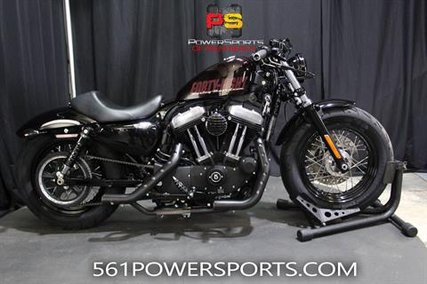2014 Harley-Davidson Sportster® Forty-Eight® in Lake Park, Florida - Photo 1