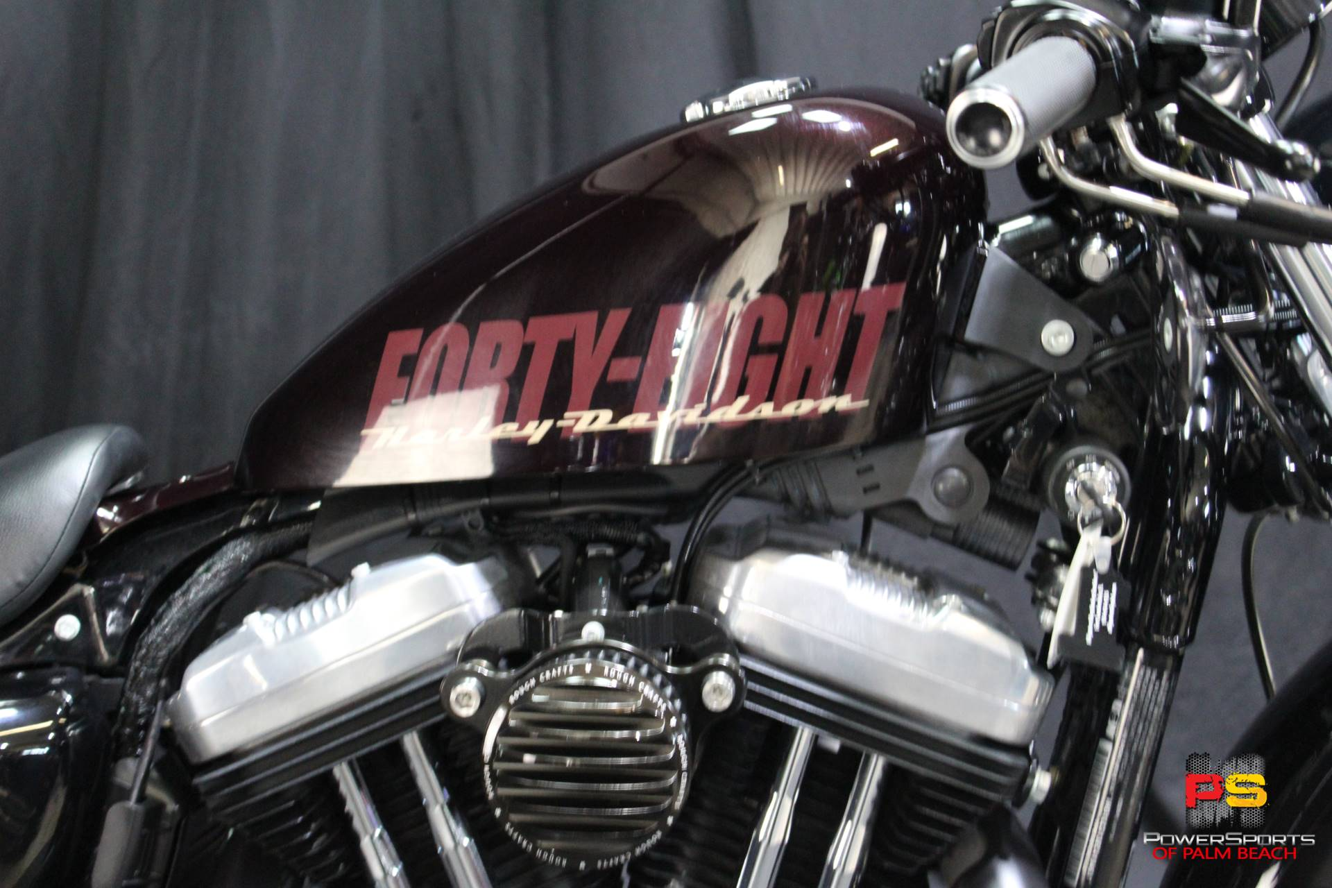 2014 Harley-Davidson Sportster® Forty-Eight® in Lake Park, Florida - Photo 5