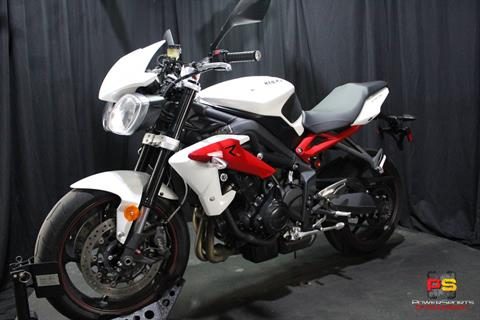 2014 Triumph Street Triple R ABS in Lake Park, Florida - Photo 16