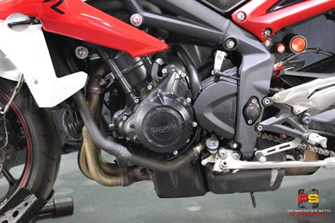 2014 Triumph Street Triple R ABS in Lake Park, Florida - Photo 20