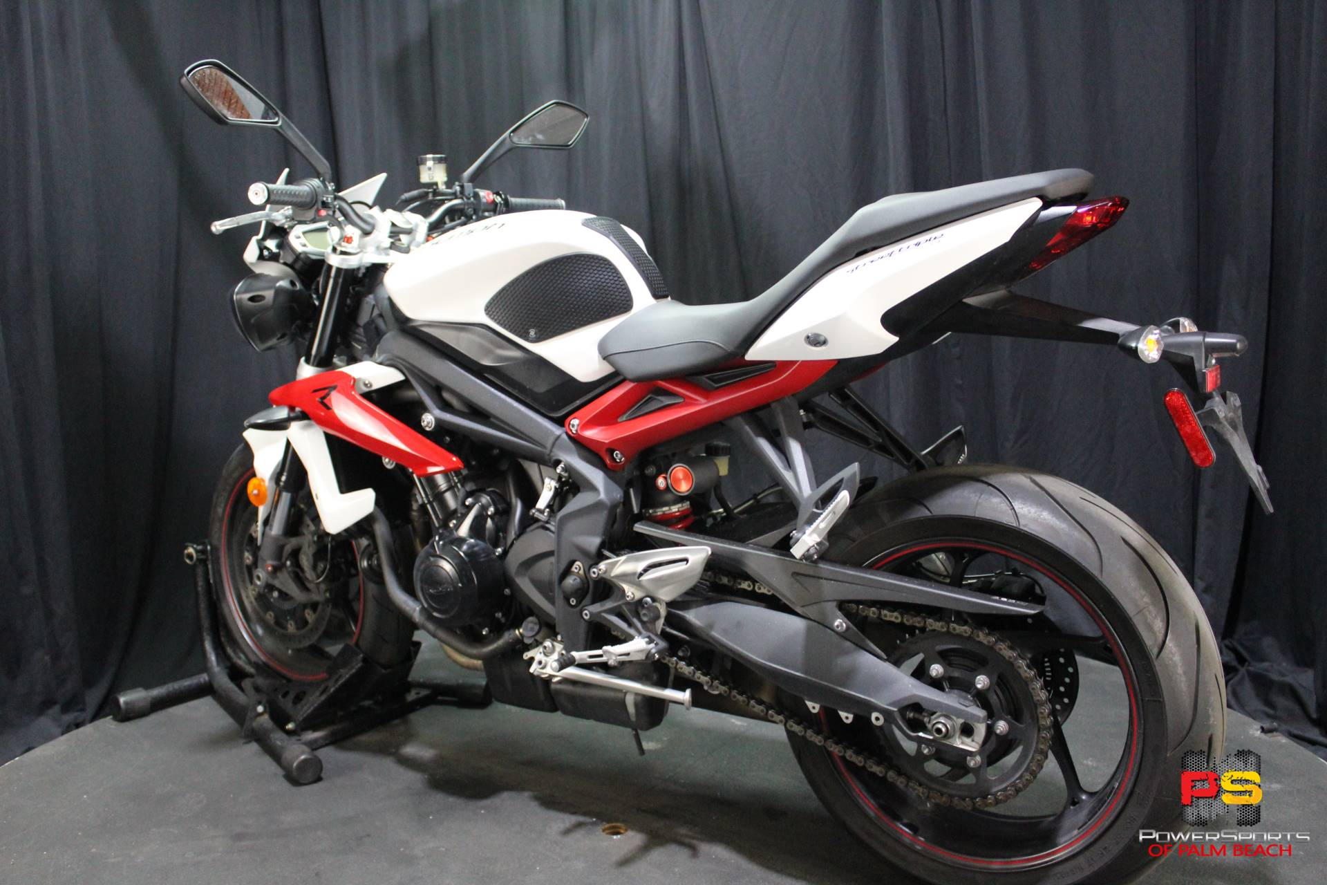 2014 Triumph Street Triple R ABS in Lake Park, Florida - Photo 24