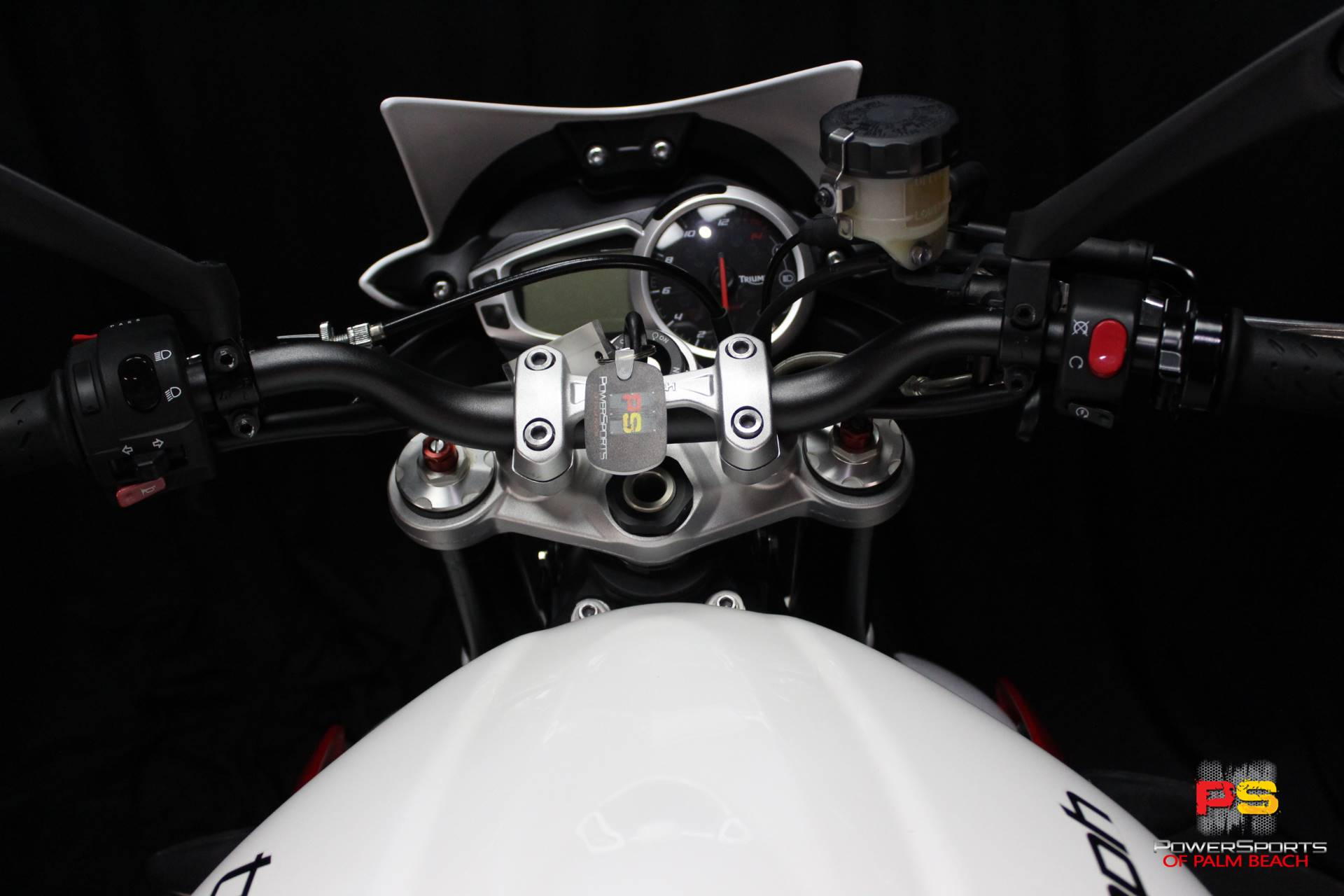 2014 Triumph Street Triple R ABS in Lake Park, Florida - Photo 37