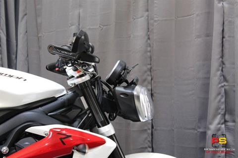2014 Triumph Street Triple R ABS in Lake Park, Florida - Photo 7